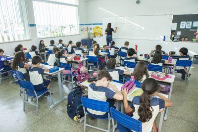 Ensino Fundamental, Colégio São Paulo da Cruz, Barreiro