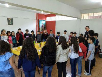 Catequese Colégio São Paulo da Cruz | Barreiro