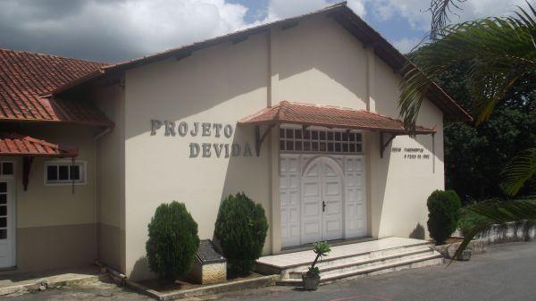 Projeto DEVIDA Barbacena - Obras Passionistas - Colégio São Paulo da Cruz