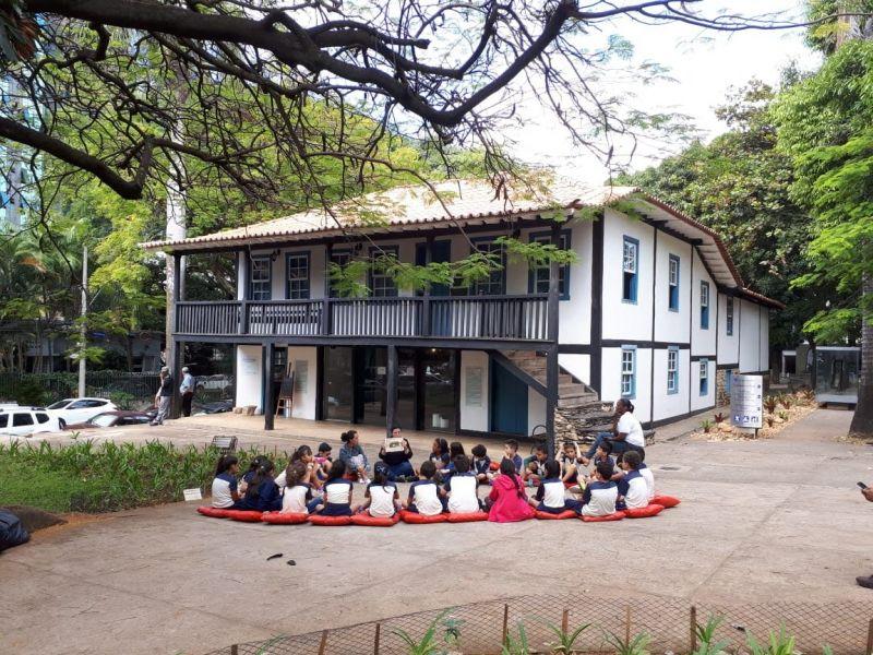 Visita Museu Abilio Barreto