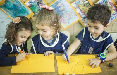 Ensino Infantil Colégio São Paulo da Cruz, Barreiro