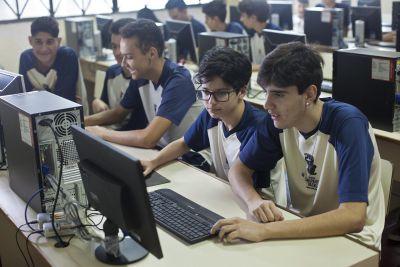 Ensino Médio, Colégio São Paulo da Cruz, Barreiro