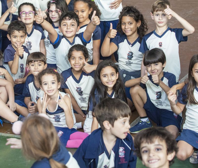 Uniformes o Colégio São Paulo da Cruz | Barreiro