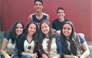 Dia do Estudante Colégio São Paulo da Cruz - Turno da Manhã