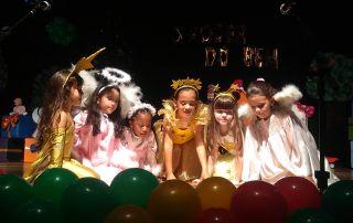O Poder do Bem! Confira as fotos da festa de encerramento da Educação  Infantil 1048af40ab